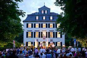 Sommerkonzerte mit dem Jazz-Quartett 4 to the bar - 30 Jahre Frankfurter Bürgerstiftung – 30 Jahre 4 to the bar