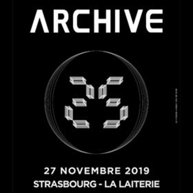 Archive + Guest- présentés par Artefact Prl en accord avec Alias