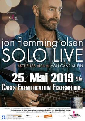 Bild: Jon Flemming Olsen - Live Solo Konzert