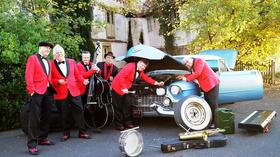 Bild: 1955 - Rock 'n' Roll is back!