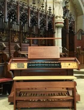 Bild: Orgelnacht mit Luther - Wandelkonzert von der Schloss- zur Stadtkirche
