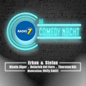 Bild: Die Radio 7 Comedy Nacht