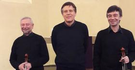 Bild: TRIO archipercussione - Spohr – Beethoven – Rode - Wiesemann