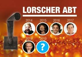 Gala Lorscher Abt - Kleinkunstwettbewerb