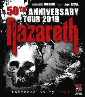 Nazareth - 50th Anniversary Tour - Part II