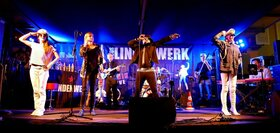 Bild: Udos Lindenwerk - Lindenberg Tribute Show
