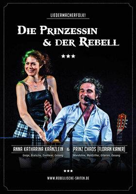 Bild: Die Prinzessin und der Rebell - Liedermacherfolk!
