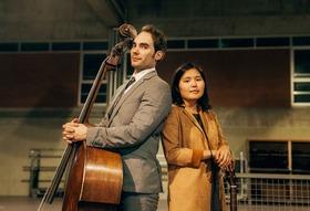 Bild: Sara Teamusician und Janosch Korell - Ruhige Musik für Tagträumer inmitten des schnöden Alltags