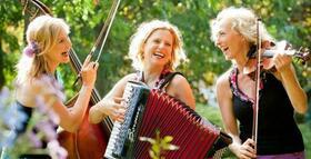 Konzert mit MUZET ROYAL zum Frauentag - Filmmusik, Tango Musette, Csárdás ...
