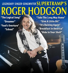 Bild: Supertramp´s ROGER HODGSON - VIP Meet & Greet