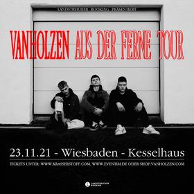 Bild: VAN HOLZEN - Regen Tour 2019 + Support: DRENS