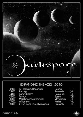 Darkspace - Expanding The Void 2019