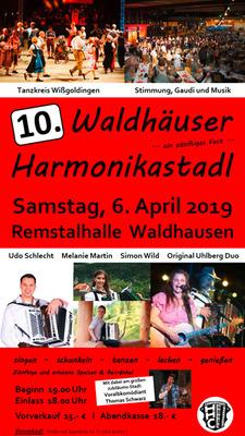 Bild: 10. Waldhäuser Harmonikastadl -