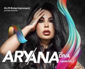 Aryana Sayeed - THE DIVA - Europatour 2019