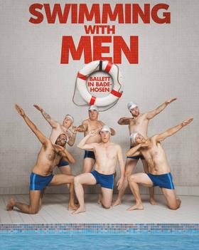 Bild: Swimming with Men - Ballett in Badehosen - Kino in der Bibliothek