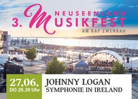 Bild: Johnny Logan - Symphonie in Ireland