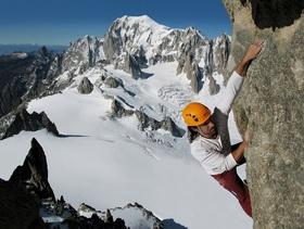 Bild: Die steile Welt der Berge - Multimedia-Vortrag Alpinsport