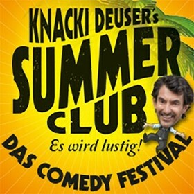 Bild: Knacki Deuser's Summer Club - Comedy Festival 2019 - mit Knacki Deuser, Sven Bensmann, Johannes Flöck, Ingo Oschmann und Kay Ray