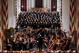 Bild: Romantisches Chor- und Orchesterkonzert