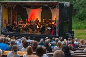 Bild: Ensemble Vinorosso - Musik, Mond und Sterne