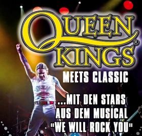 Bild: QUEEN KINGS meets Classic - mit den Stars aus