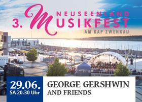 Bild: George Gershwin And Friends
