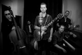 Bild: Joakim Tinderholt & His Band
