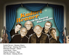 Bild: Kuddel Renner & His Amazing Blues Orchestra