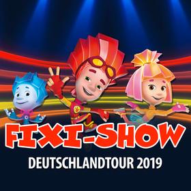 Fixi Show - Die Fixies spielen Zirkus