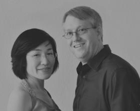 Bild: Robert und Clara Schumann