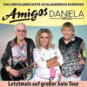 Bild: Die Amigos - 50 Jahre Jubiläumstour