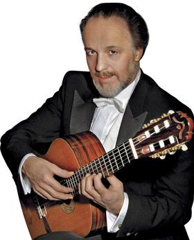 Bild: Konzert mit Roberto Legnani - Hommage an die klassische Gitarre
