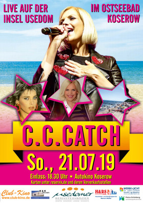CC Catch Konzert auf Usedom/Koserow