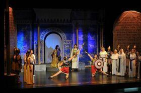 Nabucco - Oper von Giuseppe Verdi in vier Akten