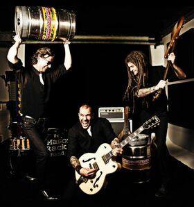 Bild: Mason Rack Band - (AUS) Blues-Rock