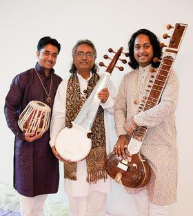 Bild: The Maharaj Trio