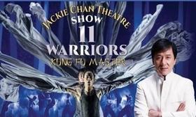 """Bild: """"11 Krieger"""" - JACKIE CHAN Theater - Welttournee 2019"""