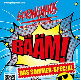 Springmaus Improtheater - BÄÄM! - Die Gameshow
