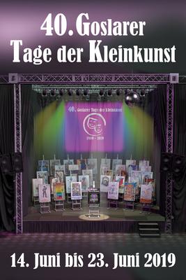 40. Goslarer Tage der Kleinkunst: Lange Nacht der Kleinkunst @ Kulturkraftwerk Goslar | Goslar | Niedersachsen | Deutschland