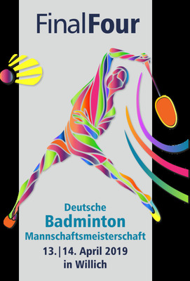 Bild: Badminton-Bundesliga: FINAL FOUR 2019 (Erster Tag: 2 Halbfinals)