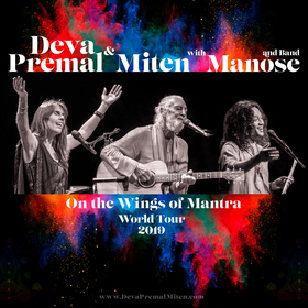 Bild: Deva Premal & Miten with Manose and Band - On the Wings of Mantra