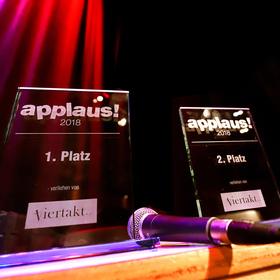 Bild: kölner applaus! - Der Bühnenkunstpreis - präsentiert von viertakt e.V. - Halbfinale