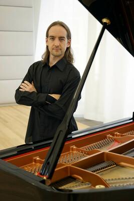 Bild: Spohr und Beethoven - Gesprächskonzert Marc Pierre Toth, Klavier