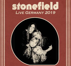 STONEFIELD - Live Germany 2019 + Support: VELVET TWO STRIPES