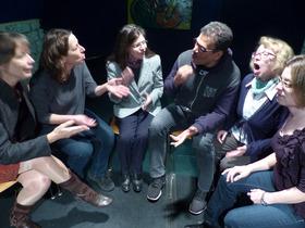 Bild: Die Grenzen der Freiheit - Theater Oliv