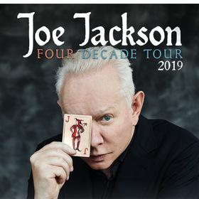 Bild: JOE JACKSON - Four Decade Tour