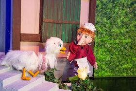 Bild: Zwerg Nase - Memminger Marionettentheater