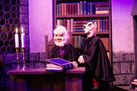 Bild: Das Puppenspiel vom Dr. Faust