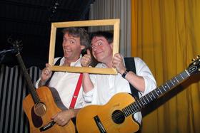 Bild: Mark ´n´ Simon (IRL-Wales) - Rock-Pop MusiComedy Show