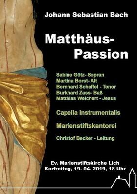 Bild: Matthäus-Passion